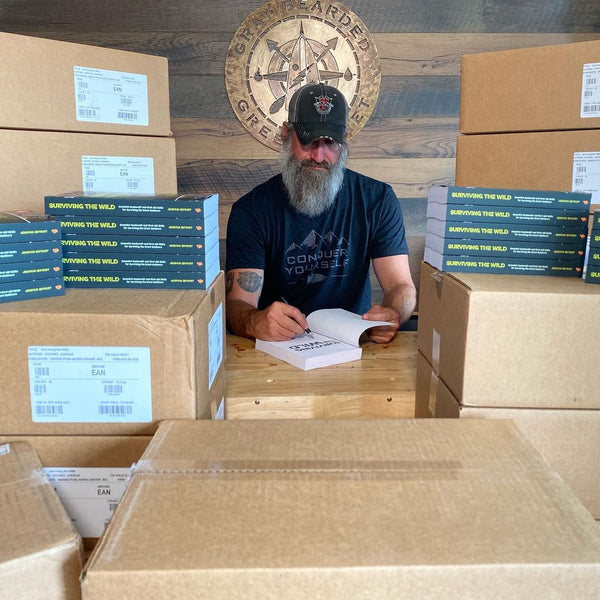 WeatherWool Advisor Josh Enyart, the Gray Bearded Green Beret, is a hugely experienced outdoorsman, survival instructor and Military operator … and a published author