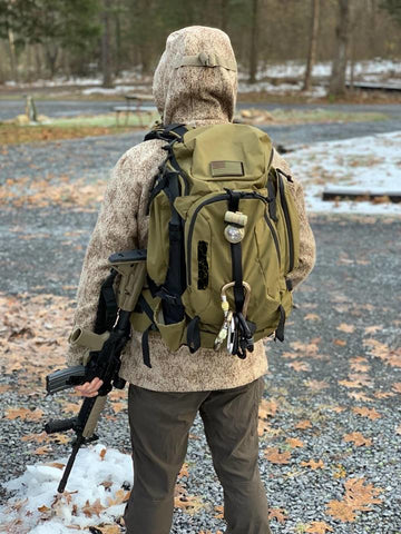 "An Operator who purchased through the WeatherWool WarriorWool Program said the Anorak ""is perfect for bugging out because of its versatility."""