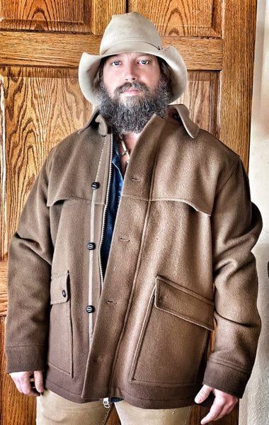 Multiple outdoor professionals involved with History Channel's hit series MOUNTAIN MEN, including Joshua Kirk, choose WeatherWool