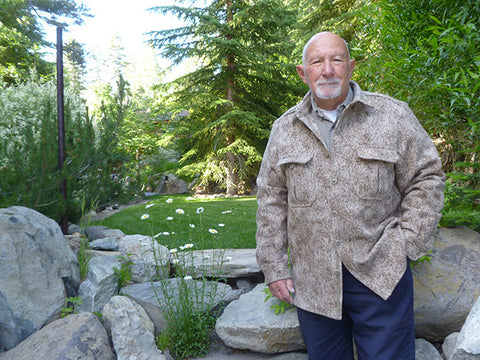 WeatherWool ShirtJac Leo Grizzaffi California Sierra Mountains