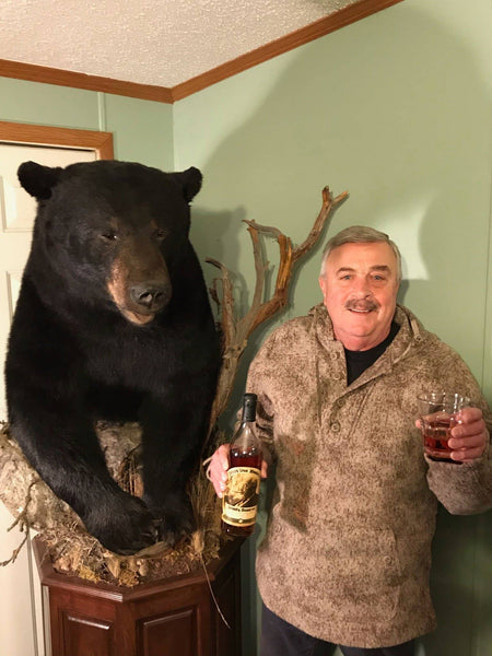 WeatherWool Advisor Dick Scorzafava -- The Radical Hunter on television -- believes WeatherWool is the best and is a great pairing with Pappy Van Winkle Bourbon