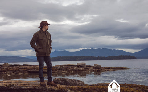 Trustin Timber Cody in WeatherWool All-Around Jacket