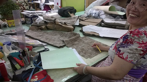 Making WeatherWool Garments