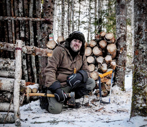WeatherWool Advisor Steven Clarke, @Backcountry_King, has a large social media presence