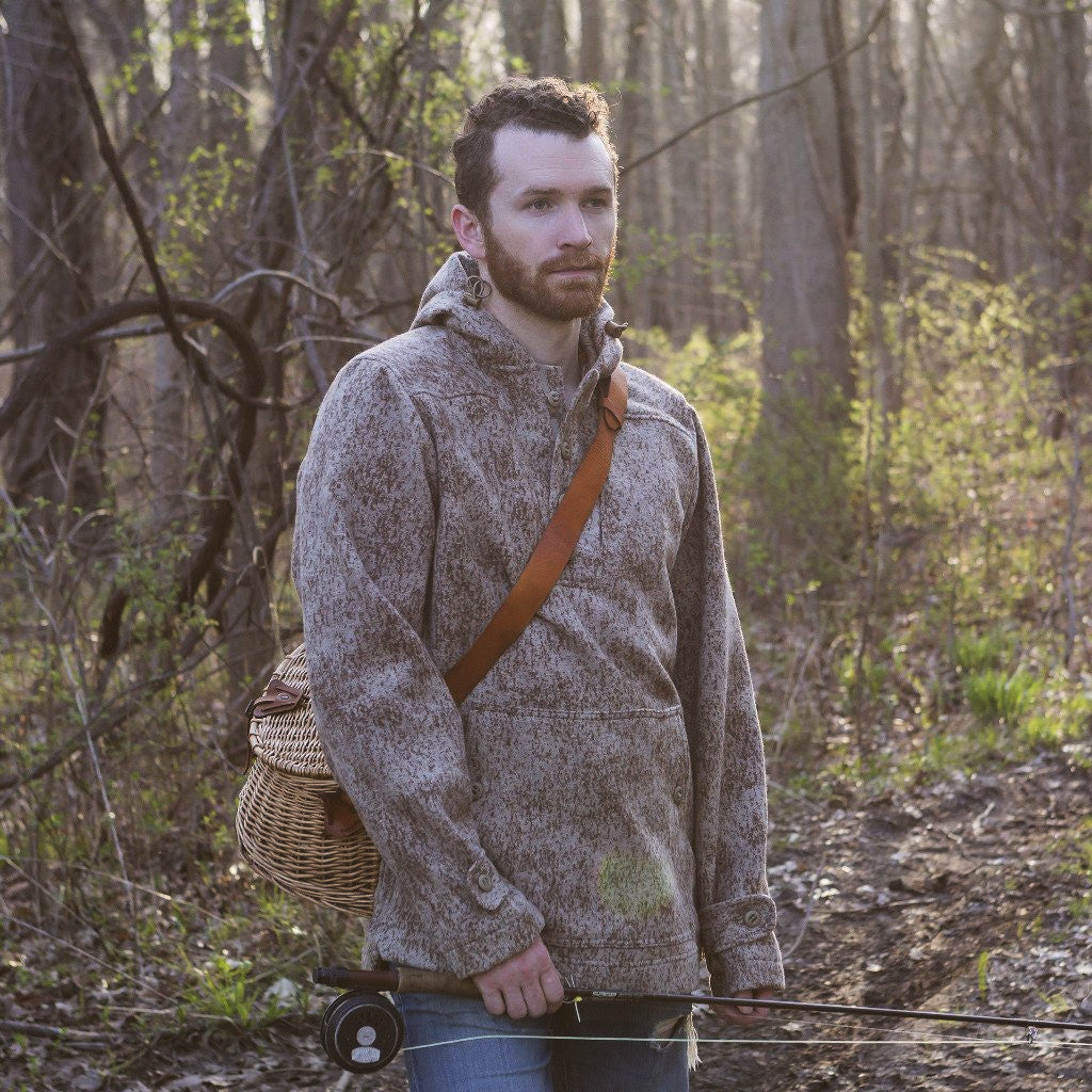 WeatherWool Advisor Fisher Neal is an All-Around Outdoorsman, Instructor and Serious Actor