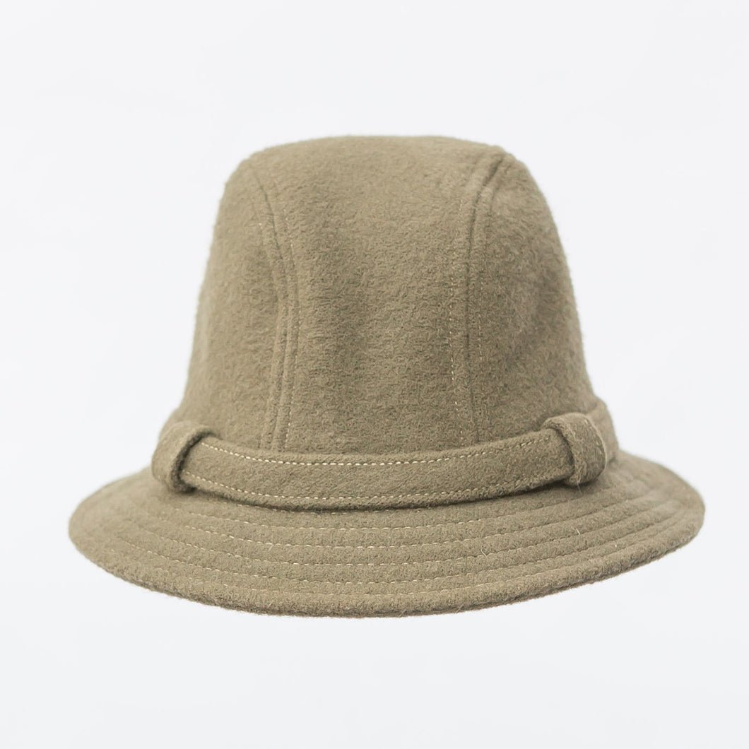 WeatherWool Walker Hat in Pure Wool Sheds a great deal of tough weather