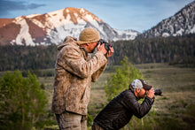 WeatherWool Advisor and Professional Photographer Mike Engelmeyer, owner of Great Outdoor Studios, wears his WeatherWool in all kinds of weather in all situations