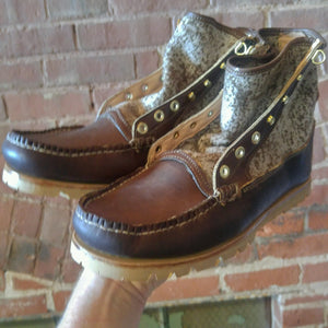 WeatherWool Advisor Josh Westbrook is owner of custom boot maker The Brothers Crisp