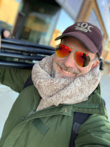 WeatherWool Advisor Kristian Dane Lawing is a cinematographer with a long and varied worldwide career.