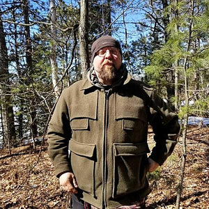 WeatherWool Advisor Will Myers of Mantis Outdoors