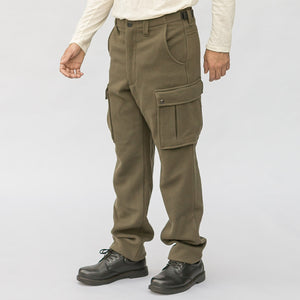 WeatherWool Merino Jacquard Pure Wool Pants