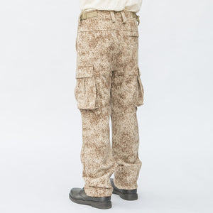 WeatherWool FullWeight Lynx Pants, camo camo