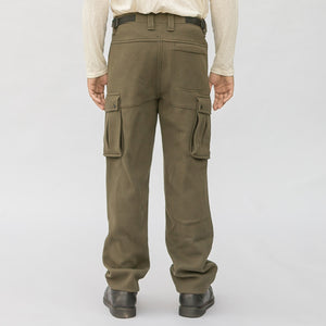 WeatherWool Merino Jacquard Pure Wool Pants ... WeatherWool Drab hunting pants have double seat