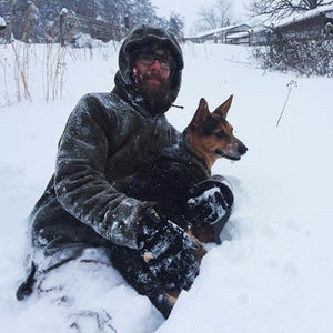 WeatherWool Advisor Tom Brown III -- T3 -- is a lifelong outdoorsman and fulltime professional outdoors instructor at Trackers Earth