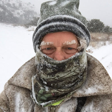 WeatherWool Advisor Kevin Golden from Texas was one of the first people to wear WeatherWool