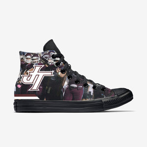 Jenks Team Allstar  High Top