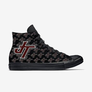 Jenks Pattern Allstar Womens High Top