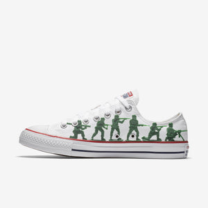 Army Men Low Top