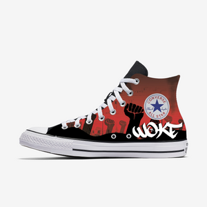 Woke High Top Chuck Allstars
