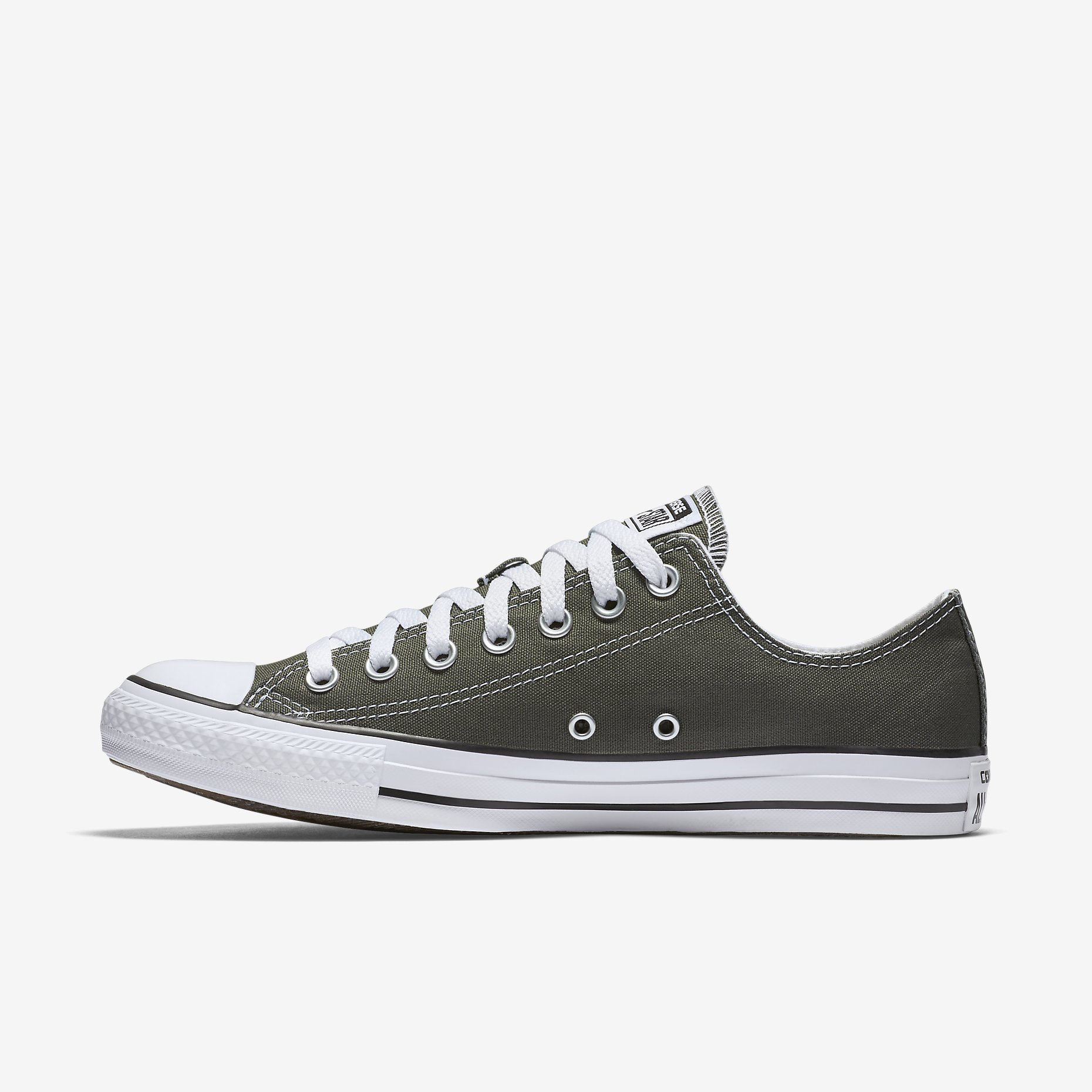 6b686d8f00d0 Converse Chuck Taylor All Star Unisex Low Top Charcoal – DIYkicks