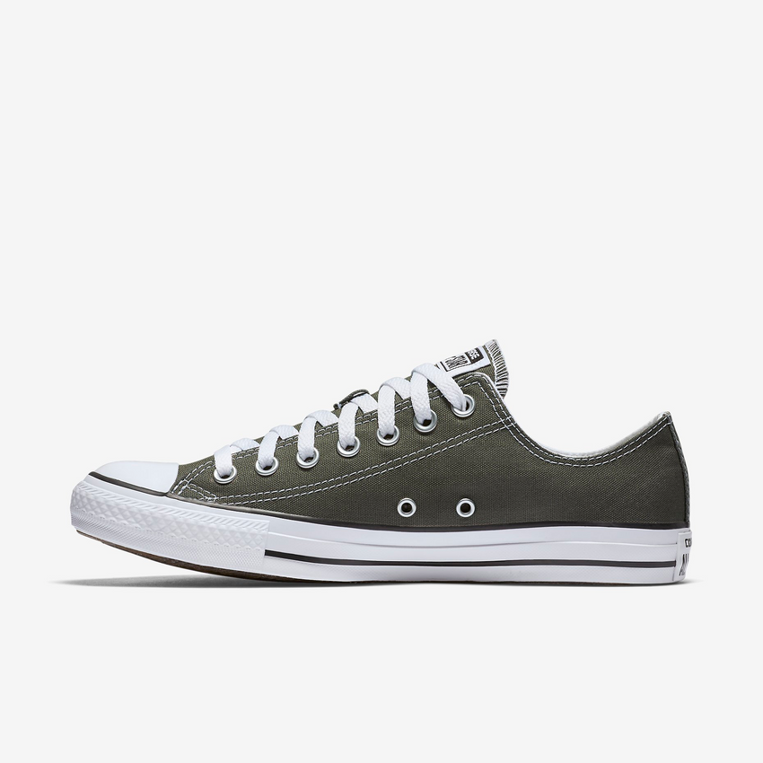 Converse Chuck Taylor All Star Unisex Low Top Charcoal