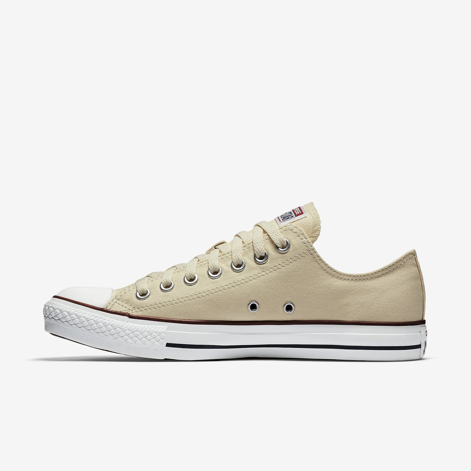 Converse Chuck Taylor All Star Unisex Low Top Natural