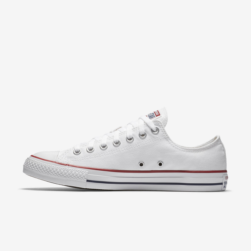 Converse Chuck Taylor All Star Infant/T Low Top White
