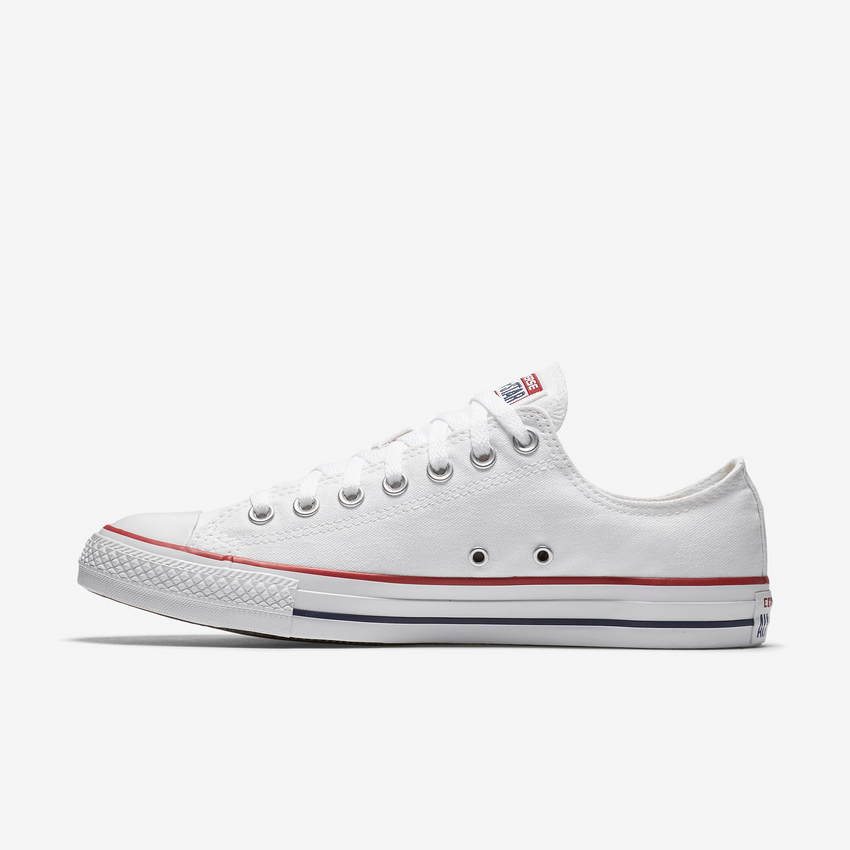 Converse Chuck Taylor All Star Unisex Low Top White