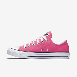 Converse Chuck Taylor All Star Womens Low Top Pink