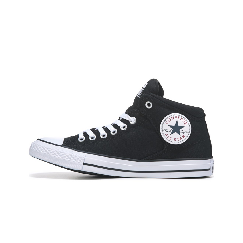 Converse High Street - BLACK AND WHITE