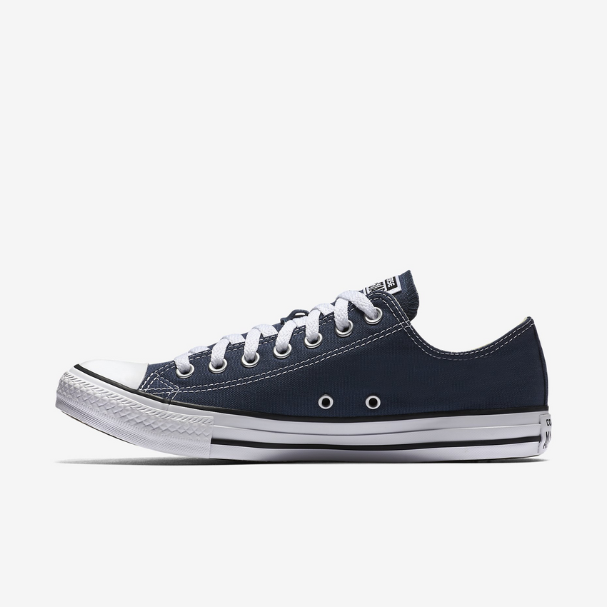 Converse Chuck Taylor All Star Womens Low Top Navy