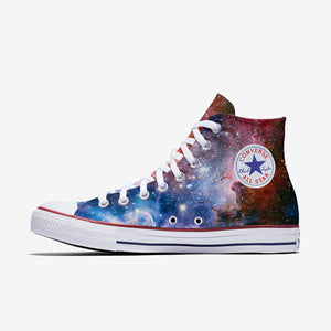 Cosmic High Top Chuck Allstars