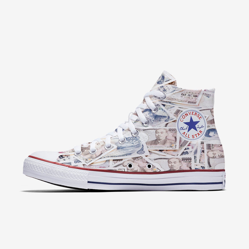 Yen Allstar  High Top