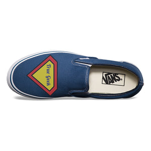 Super Vans Low Top