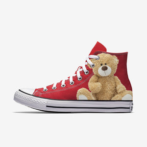 Allstar Kids Teddy Bear High Top