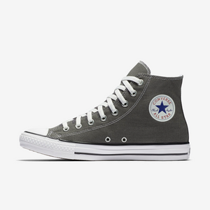 Converse Chuck Taylor All Star Unisex High Top Charcoal