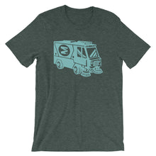 Expo Street Sweeper Unisex short sleeve t-shirt