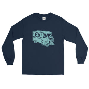 Expo Street Sweeper Long Sleeve T-Shirt