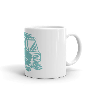 Expo Street Sweeper Mug made in the USA