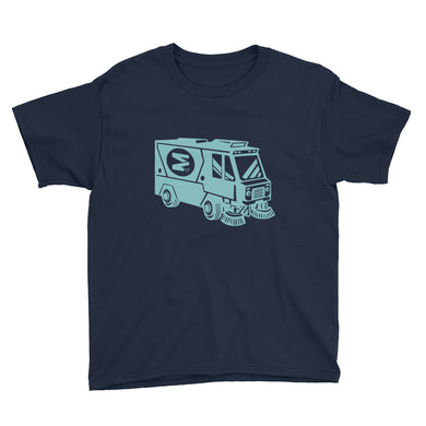 Expo Street Sweeper Youth Short Sleeve T-Shirt