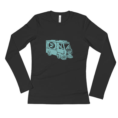 Expo Street Sweeper Ladies' Long Sleeve T-Shirt