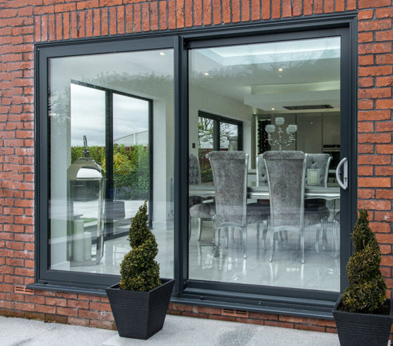 2 Panel Sliding Door Specify Style And Size Up To 3 6m