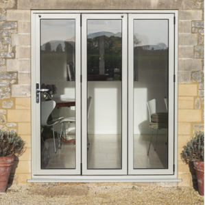 3 panel bi-fold door - specify style and size up to 3m wide x 2.5m ...