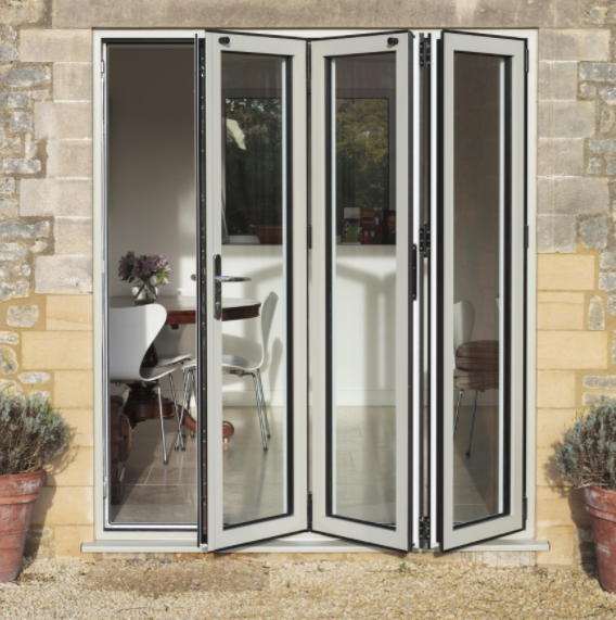 online store 3edb5 fe933 3 panel bi-fold door - specify style and size up to 3m wide x 2.5m high