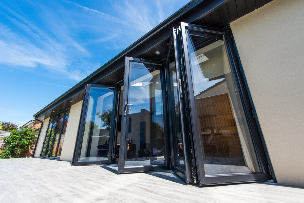 5 Panel Folding Door Specify Style Amp Size Up To 5m Wide