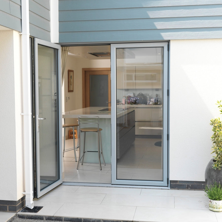 2 Panel Folding Door Specify Style Amp Size Up To 2m Wide