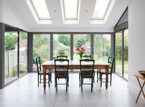 4 panel folding door - specify style & size up to 4m wide x 2.5m ...