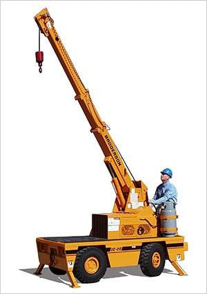 New Broderson IC-20 Industrial Carry Deck Crane – Hydraulic