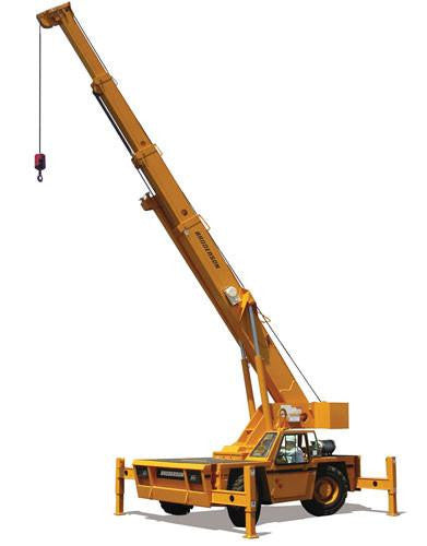 New Broderson IC-250 Industrial Carry Deck Crane