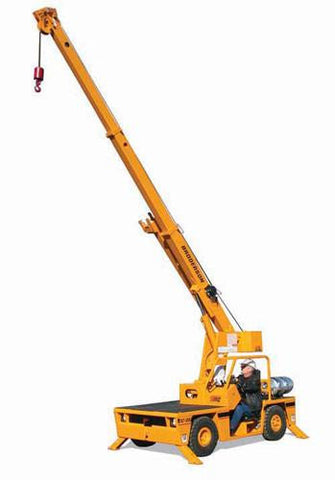 New Broderson IC-35 Industrial Carry Deck Crane